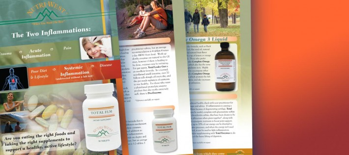 Nutri West Catalog